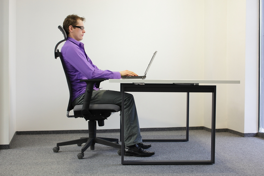 Ergonomic Desk Guide