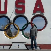 Olympic Rings - USA