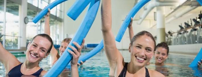 benefits of water aerobics