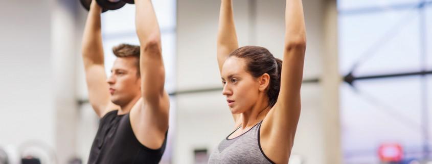 5 Ways to Strengthen Weak Shoulders